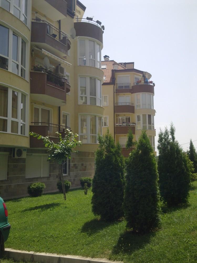 Жилищен комплекс – ул. Ралевица