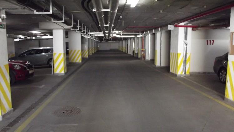 """Паркинг зона към жилищна група """"НИКМИ"""""""